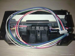 精工微型热敏打印机芯LTPF347F-C576-E LTPF347E-C576-E