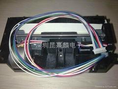 精工微型熱敏打印機芯LTPF347F-C576-E LTPF347E-C576-E