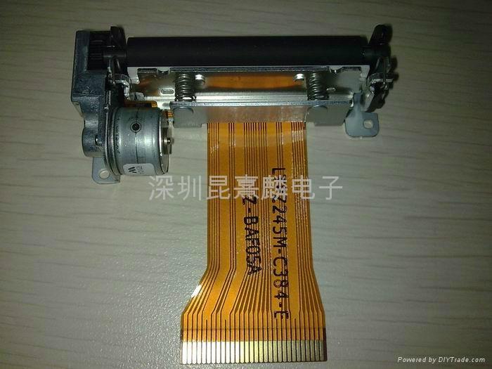 精工SII熱敏打印機芯LTPZ245M-C384-E LTPZ245N-C384-E 2