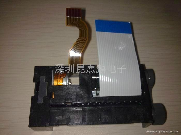 精工SII微型熱敏打印機芯LTP1245U-S384-E LTP1245 LTP1245S-C384 2