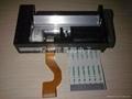 精工SII微型熱敏打印機芯LTP1245U-S384-E LTP1245 LTP1245S-C384 3