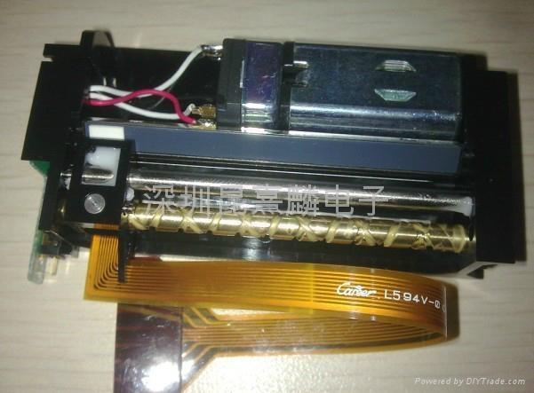 精工熱敏打印機芯MTP201-G166-E 1