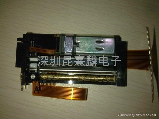 精工SII热敏打印机芯MTP201-24B-J-E 1