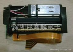 精工SII熱敏打印機芯MTP201-24B-E