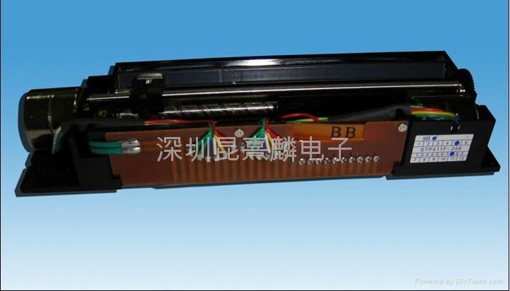 精工熱敏打印機芯STP411F-256 1