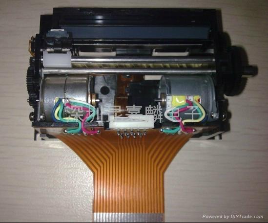 精工SII熱敏打印機芯STP211A-144-E 1