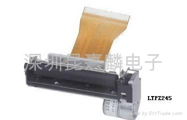 精工熱敏打印頭LTPZ245N-C384-E 1