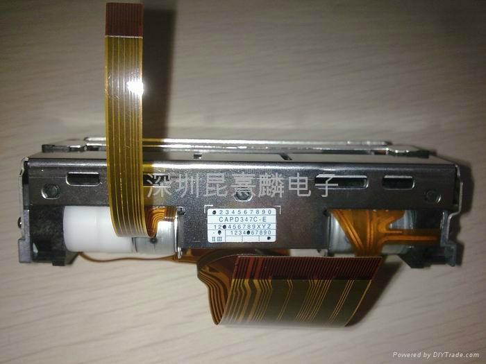 Seiko Thermal Printer MechanismCAPD347C-E,SEIKO CAPD347H-E,CAPD347F-E 2