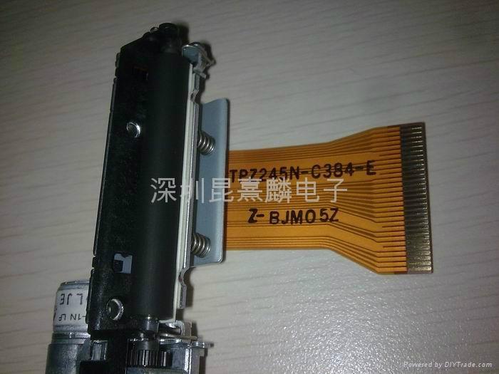 精工熱敏打印頭LTPZ245N-C384-E 3