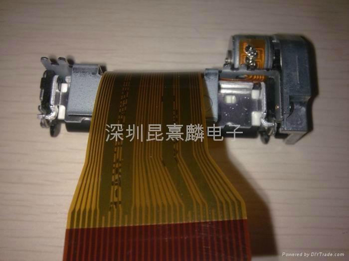精工熱敏打印頭LTPZ245N-C384-E 4