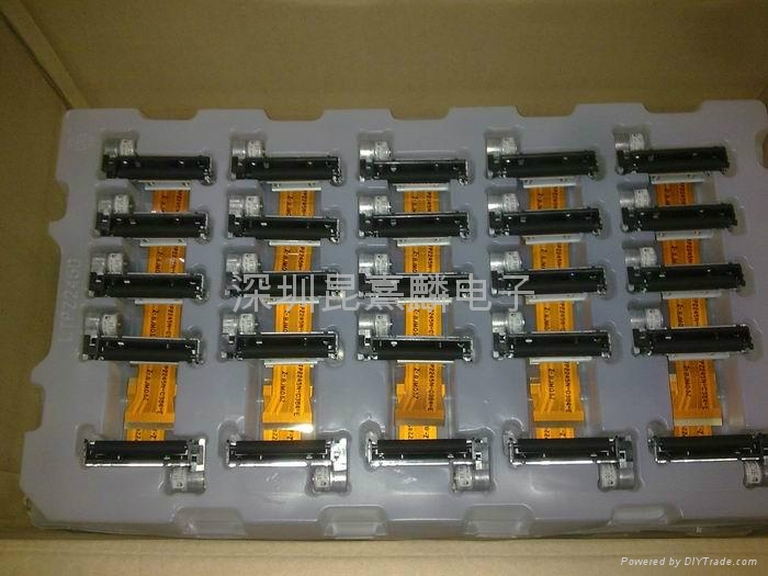 Seiko thermal print head LTPZ245N-C384-E Seiko thermal printer LTPZ245N-C384 5