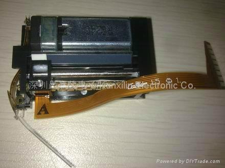 精工熱敏打印機芯MTP102-16B-E 1