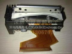 日本精工微型热敏打印头LTPA245S-384-E