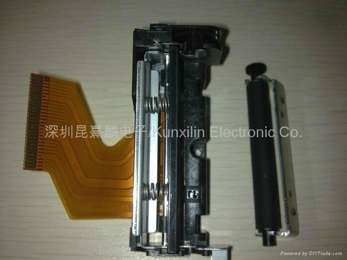 Japanese Seiko thermal print head LTPA245S-384-E 2