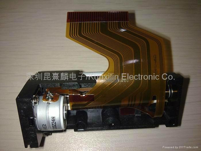 Japanese Seiko thermal print head LTPA245S-384-E 3