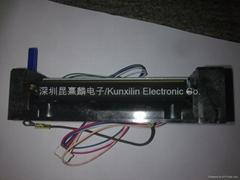 日本微型打印頭LTP2342C-S576A-E