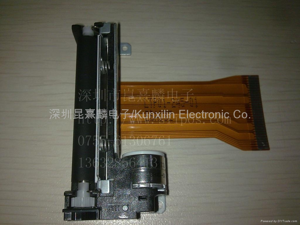 POS機熱敏打印頭LTP01-245-01 1