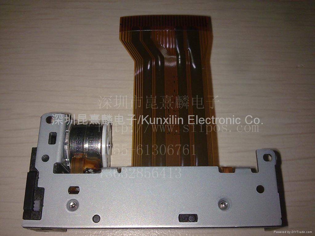 POS機熱敏打印頭LTP01-245-01 2