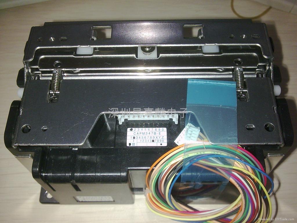日本精工熱敏打印機CAPM347B-E 2