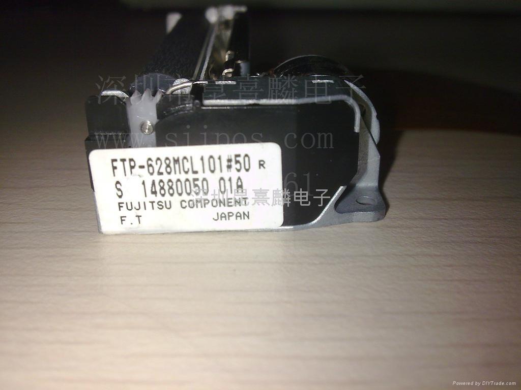 Fujitsu thermal printer FTP-628MCL101 FTP-628MCL101#50 3
