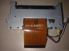 日本富士通熱敏打印機FTP-628MCL354#02