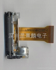 微型热敏打印机芯 LTPZ225B-C192C-E LTPZ