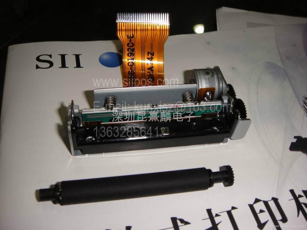 微型熱敏打印機芯 LTPZ225B-C192C-E LTPZ225B-C192C LTPZ225B 2