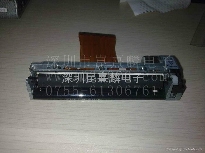 PRT miniature thermal printer PT723F-B101  Replace FTP-638MCL103 1