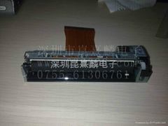 PRT微型热敏打印头PT723F-B101通用FTP-638MCL103