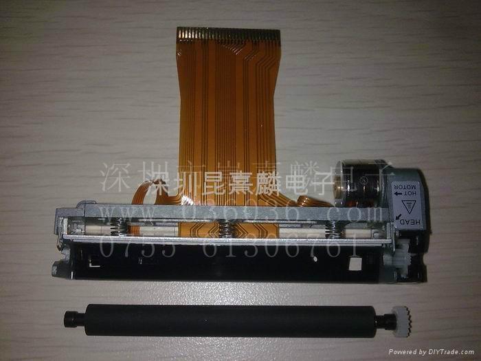 PRT miniature thermal printer PT723F-B101  Replace FTP-638MCL103 2