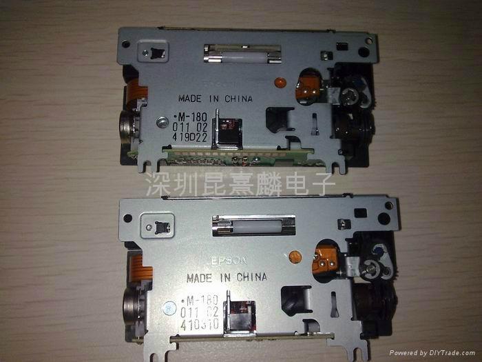 愛普生打印機M-180 M-183 M-190 M-190G M192 M-192G M-164 2