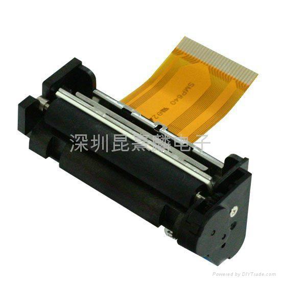 三星微型熱敏打印機SMP640 1