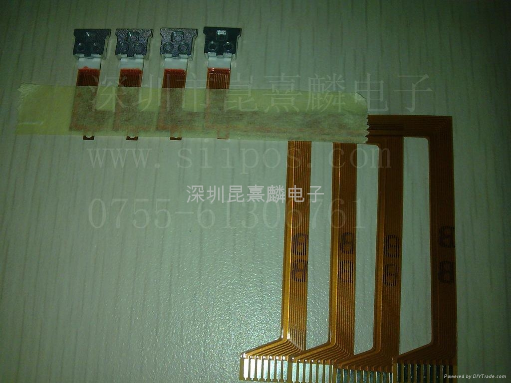 Head for STP211A-144-E精工熱敏片,打印頭 STP211A-144 STP211A STP211 2
