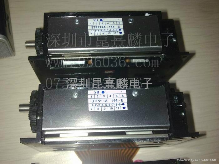 Head for STP211A-144-E精工熱敏片,打印頭 STP211A-144 STP211A STP211 4