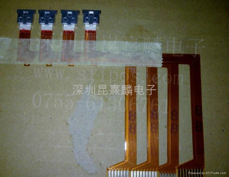 精工熱敏頭STP211B-192-E 1