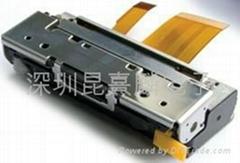 国产热敏打印机芯PT486F24401