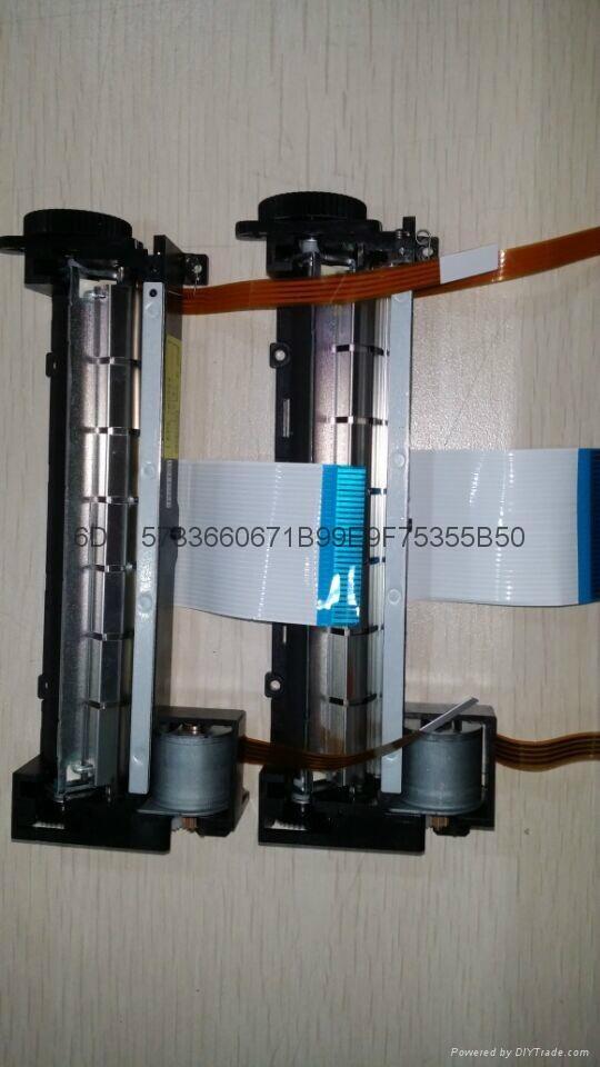 EPL1603S4 thermal print head, thermal printer core printer 4