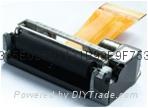 微型熱敏打印頭PT-361P 打印機芯,國產打印頭 1