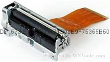 PT487F 微型热敏打印头 ,热打印机