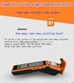 商米v1外賣打印機 藍牙WIFI打印機 熱敏打印機  3