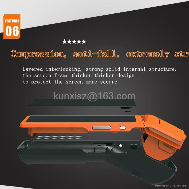 商米v1外賣打印機 藍牙WIFI打印機 熱敏打印機  8