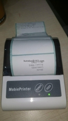 58MM 便携式蓝牙打印机