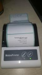 58MM 便攜式藍牙打印機