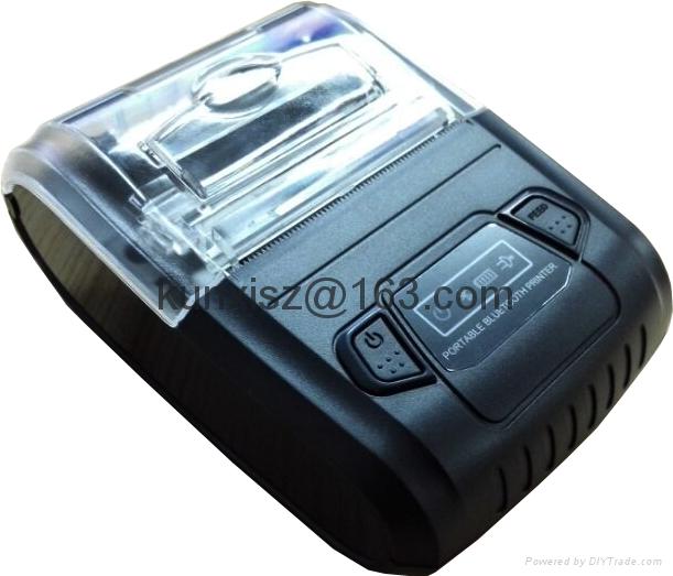 58MM熱敏便攜式藍牙打印機 1