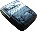 58MM thermal portable Bluetooth printer 1