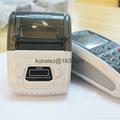 58MM熱敏便攜式藍牙打印機 2