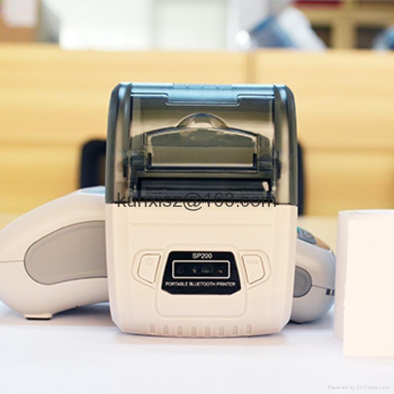 58MM熱敏便攜式藍牙打印機 3