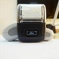 58MM便携式液晶显示蓝牙打印机标签打印机 2