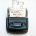 58MM便携式液晶显示蓝牙打印机标签打印机 7