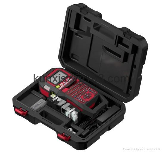 愛普生LW-Z900工業級 便攜標籤打印機 電信 線纜標籤標籤機 1